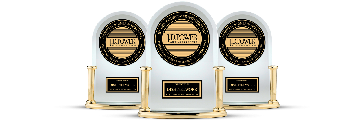 DISH Customer Satisfaction - Ranked #1 by JD Power - Same Day Satellites in Waterloo, Iowa - DISH Authorized Retailer